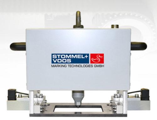 The new robust SV hand dot peen marker H150/100 P35