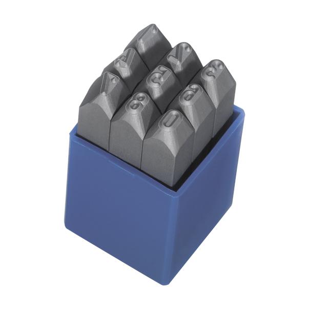 SSV 4000 Handschlagstempel Einzelstempel, Stahlwerksqualität