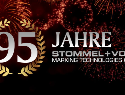 95 years STOMMEL+VOOS Marking Technologies GmbH